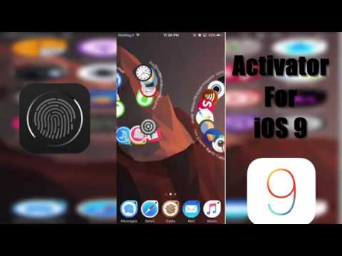 How To Get Activator For iOS 9