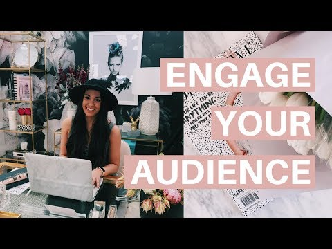 HOW TO INCREASE AUDIENCE ENGAGEMENT ON SOCIAL MEDIA
