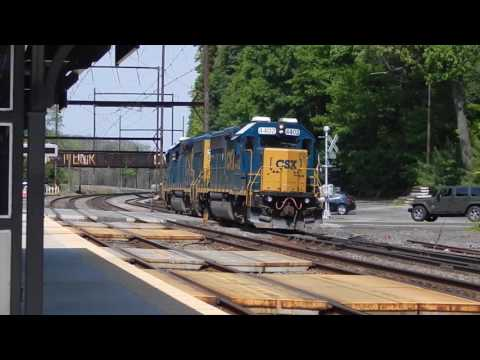 CSX Freight Action/Woodbourne