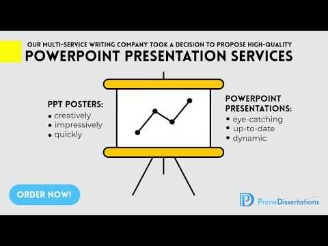 Buy Powerpoint Presentation/PPT Poster| PrimeDissertations.com