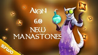 Aion 6.0 | New Manastone System Explained