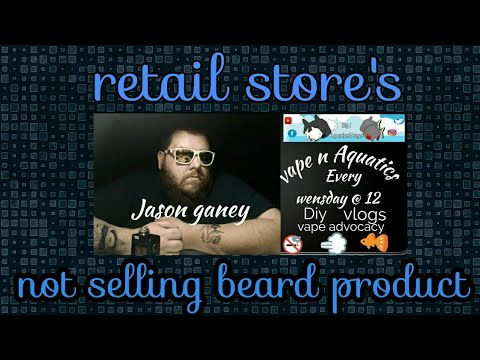 Lack of Beard product's on store shelves