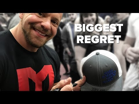 My Biggest Regret - And it's NOT What You Think