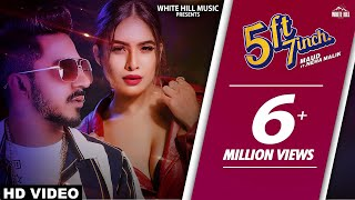 5 ft 7 inch (Official Video) Maud ft Neha Malik | New Punjabi Songs 2018 | Latest Punjabi Song 2018
