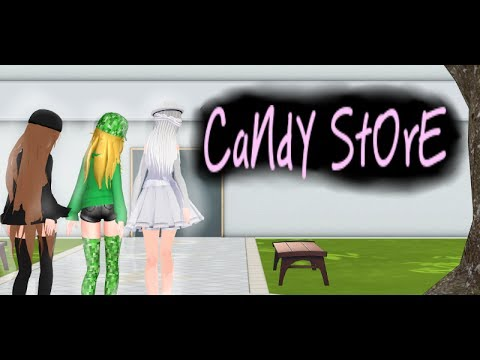 {MMD X Minecraft} $ CaNdY StOrE $