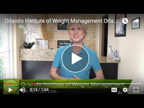 Orlando Institute of Weight Management Orlando Incredible 5 Star Review by Don N.