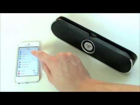 Amazing Bluetooth Speaker for 30$ !!