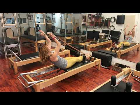 More Tips for Rowing - Lesley Logan Pilates