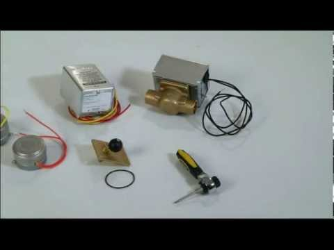 Honeywell Zone Valve Accessories