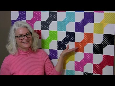 Quick and Easy Bow Tie Quilt