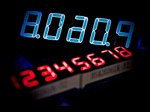 7 Segment Displays & Arduino the EASY way! with MAX7219 Driver