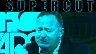Alex Jones Breaks Up With Donald Trump Supercut Edition