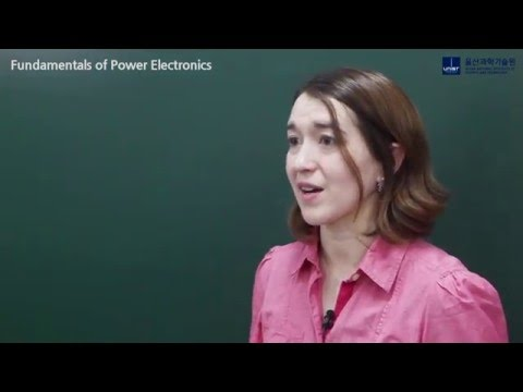 Fundamentals of Power Electronics - Converter Types