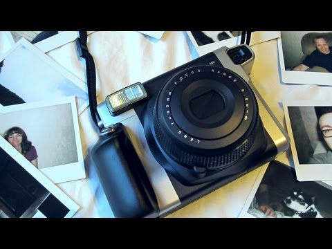 Fujifilm Instax Wide 300 Instant Polaroid Camera Review