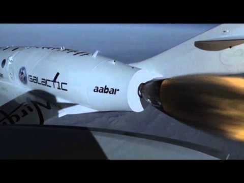Virgin Galactic Spaceship Passes Big Test