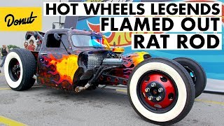 Flamed Out Rat Wrecker Takes Home the Win at Legends Tour Bentonville | Donut Media