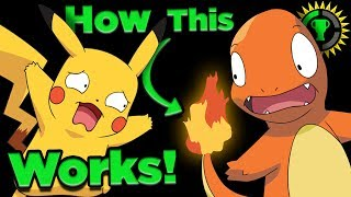 Game Theory: POKEMON - The TERRIFYING TRUTH of Fire Pokemon