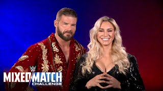 Charlotte Flair & Bobby Roode proudly represent Girl Up in WWE Mixed Match Challenge