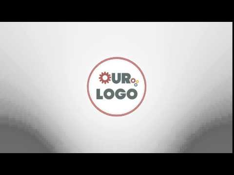 Free Simple logo animation (AE download)