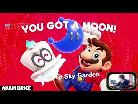 Let's Play Super Mario Odyssey!