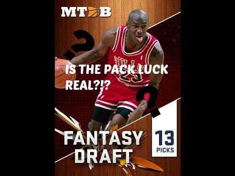 MTDB Fantasy Draft #1: WE GETTIN GOOD TEAMS!