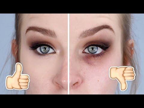 How To Cover Dark Circles + Highlight The Under Eye | STEPHANIE LANGE
