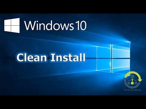 How to perform a clean install of Windows 10 (Step by Step guide)