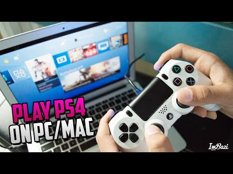 HOW TO PLAY PS4 ON PC OR LAPTOP! (Use Remote Play On PC & MAC!)