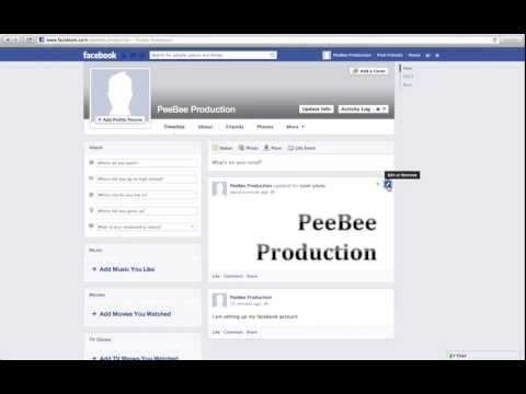 How to add, change, and remove Facebook profile pictures and cover photos
