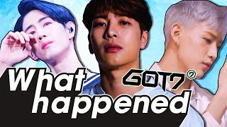 What Happened to GOT7 - How JYP Entertainment Lost GOT7