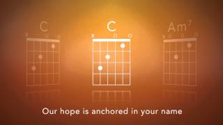 Only King Forever | Official Chord Chart with Lyrics | Elevation Worship