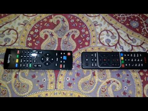 HOW TO PAIR AIRTEL DIGITAL TV REMOTE WITH TV REMOTE HINDI