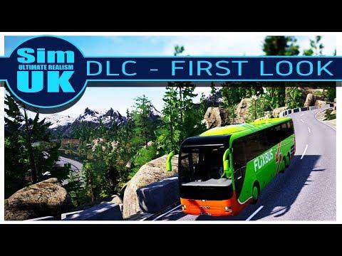 Austria & Switzerland Tour #1 | Graz - Wien | Fernbus Coach Simulator Reloaded