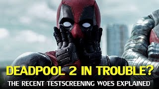Deadpool 2 in Trouble, Extensive Reshoots in Progress