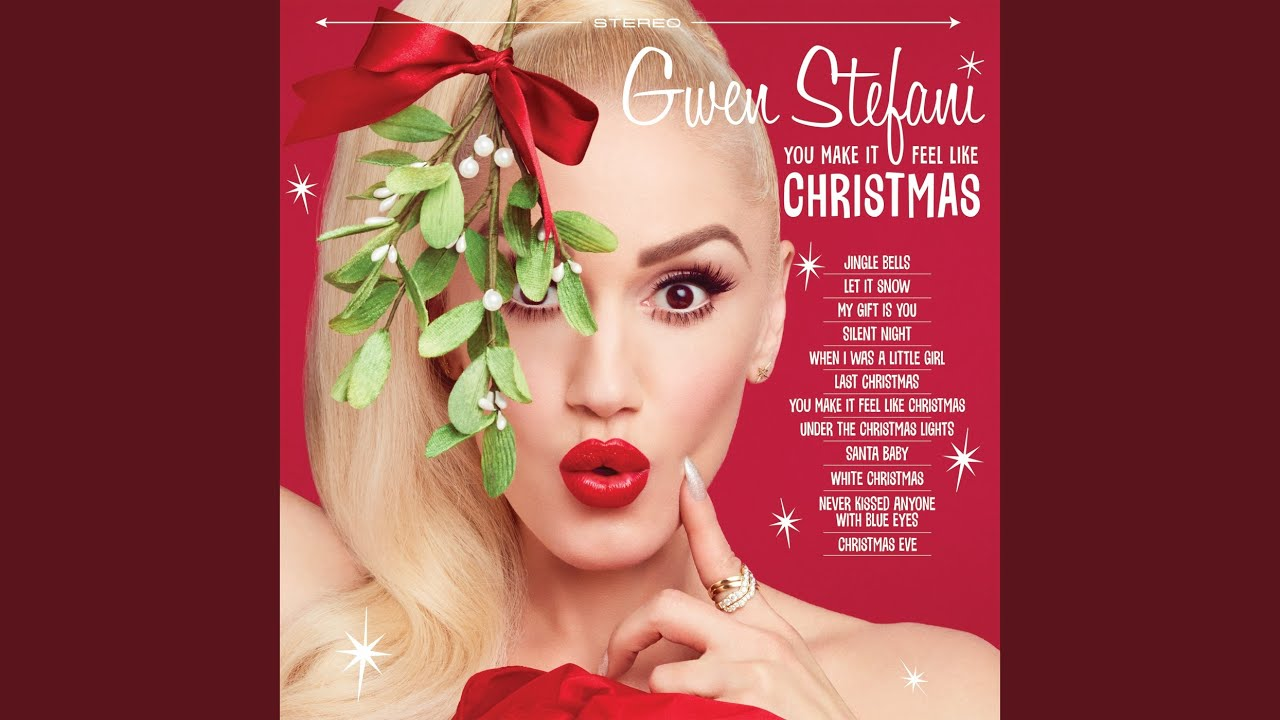 Gwen Stefani - Never Kissed Anyone With Blue Eyes Before You