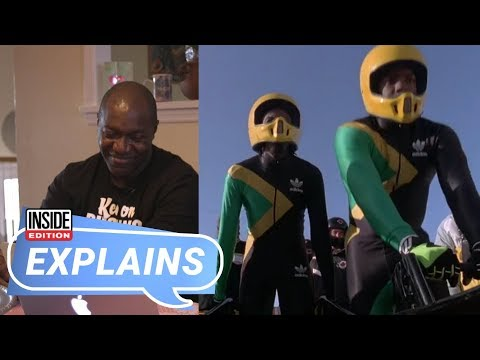Original Jamaican Bobsledder Tells Us What Really Happened in 'Cool Runnings'