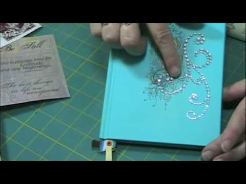Squash Book & Altered Journal