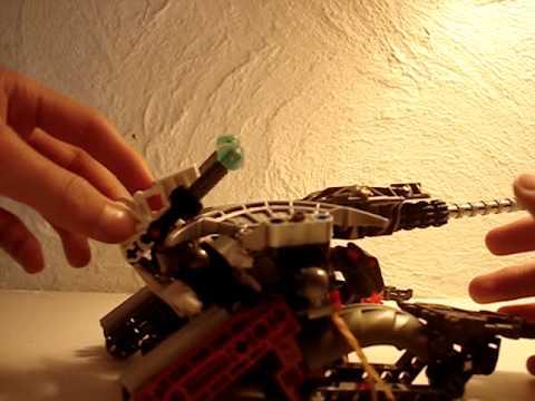 transformers bionicle tank