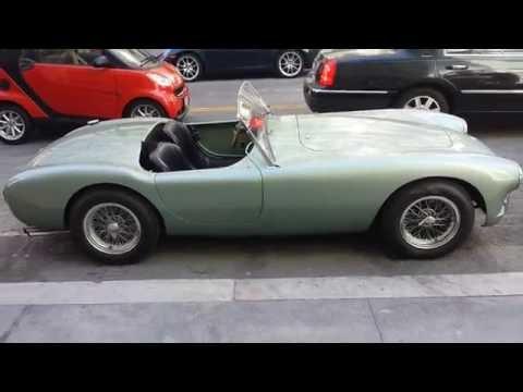 1957 AC Ace-Bristol Convertible (AC Cars Ltd.)