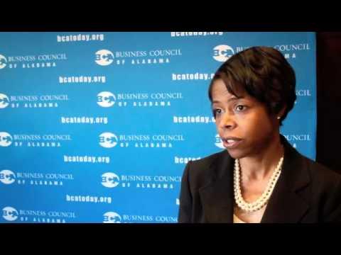 State Finance Director Dr. Marquita Davis on challenges facing Alabama's budgets