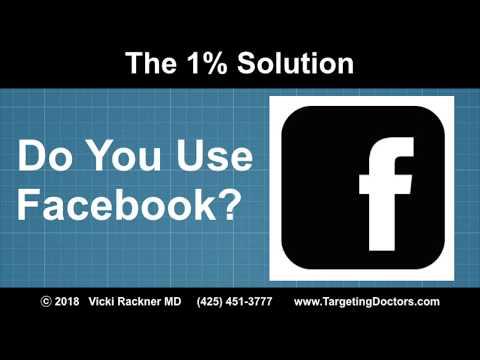 Do You Use Facebook as a Marketing Tool?