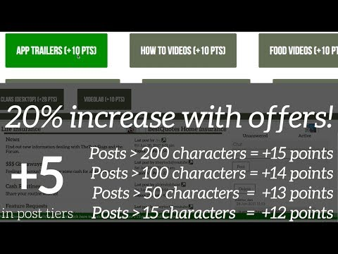 Earn More Money Watching Videos and Posting - TTS 4th of July Promotion!