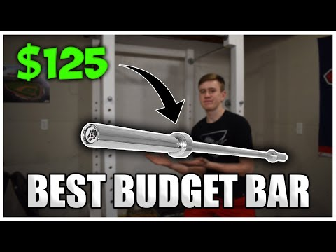 BUDGET Barbell For UNDER $125