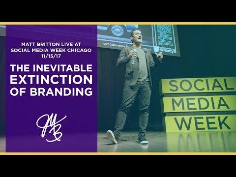Matt Britton Live At Social Media Week Chicago 11/15/17
