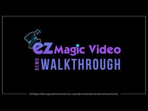 EZ Magic Video Demo and Walkthrough