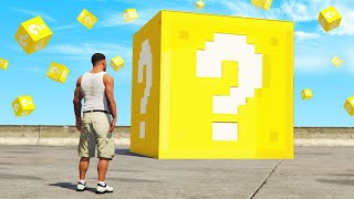 GTA 5 - OPENING LUCKY BOXES! (GTA 5 Mods)