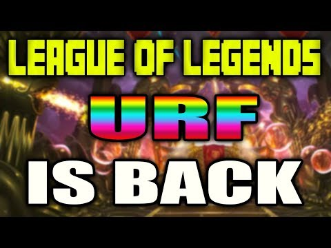 URF IS BACK 2018 - Why Clash was Cancelled - League of Legends