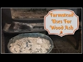 Farmstead Uses For Wood Ash~