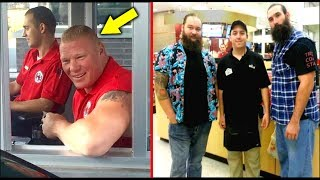 10 Most Private WWE Wrestlers Out of Character in Real Life