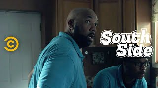 When Brothers Fight for Dominance - South Side
